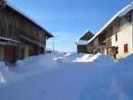 Chantegrue hiver