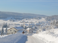 Paysage hiver